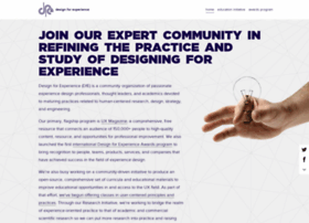 designforexperience.com