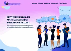 designinghealthycommunities.org
