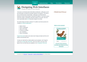 designingwebinterfaces.com