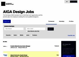 designjobs.aiga.org