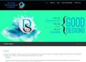 designmanagementeurope.com