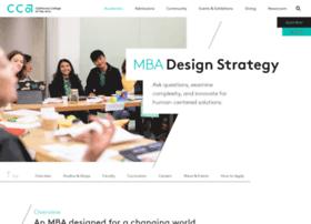 designmba.cca.edu