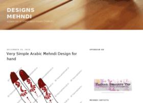 designsmehndi.com