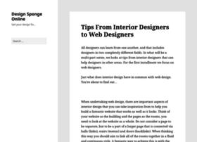 designsponge.blogspot.com