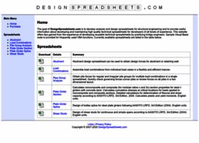 designspreadsheets.com