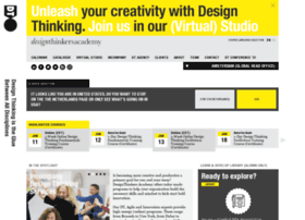 designthinkersacademy.com