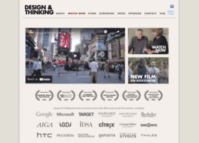 designthinkingmovie.com