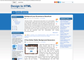 designtohtml.blogspot.in