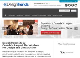 designtrendstoronto.com