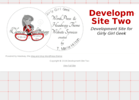 designtwo.girlygirlgeek.com