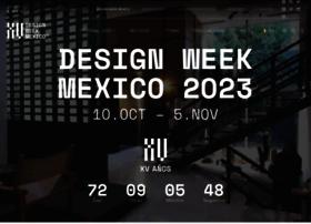 designweekmexico.com