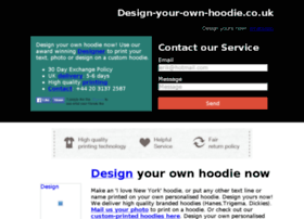designyourownhoodie.co