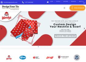 designyourtie.com