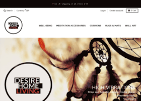 desirehomeliving.co.uk