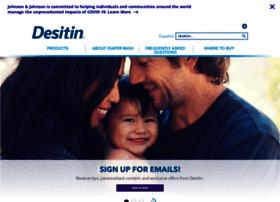 Desitin.com