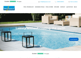 desjoyauxpools.co.uk