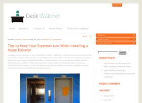 desk-watcher.com