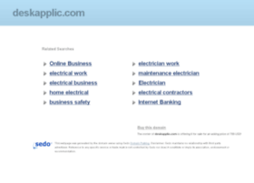 deskapplic.com