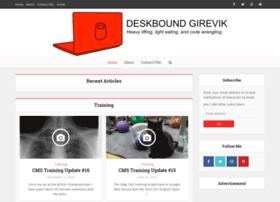 deskboundgirevik.co.uk