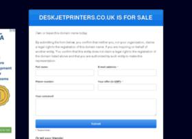 deskjetprinters.co.uk