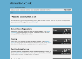 deskunion.co.uk