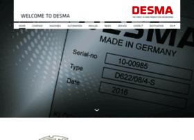 desma.de