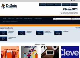 desotocountyschools.org