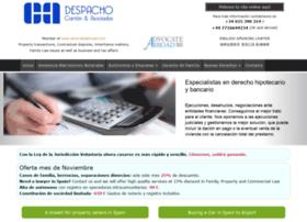 despachocarrion.com