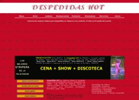 despedidashot.com
