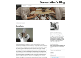 dessertation.wordpress.com