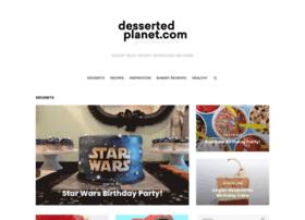 dessertedplanet.com
