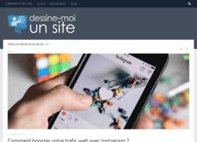 dessinemoiunsite.com
