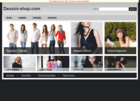 www.dessini-shop.com Visit site