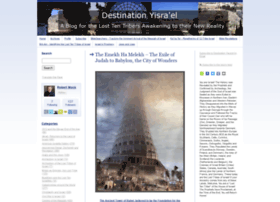 destination-yisrael.biblesearchers.com