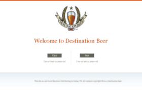 destinationbeer.com