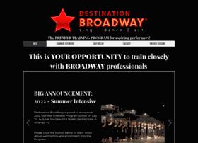destinationbroadway.org