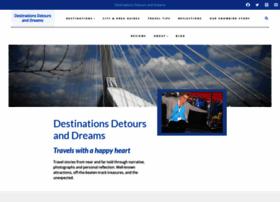 destinationsdetoursdreams.com