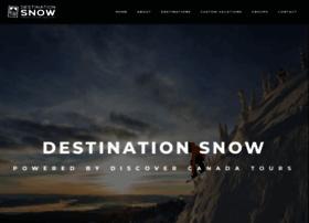 destinationsnow.com