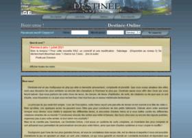 destinee-online.com
