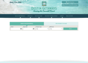 destingetaways.com