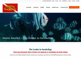 destinsnorkel.com
