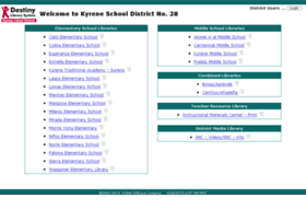 destiny.kyrene.org