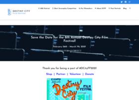 destinycityfilmfestival.com