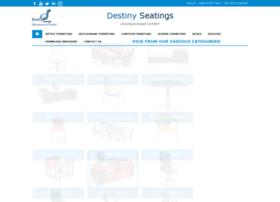 destinyseatings.com