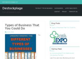 destockplage.com