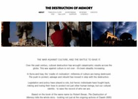 destructionofmemoryfilm.com