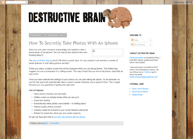 destructivebrain.blogspot.com