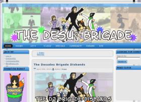 desudesbrigade.com