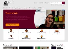 Det.wa.edu.au