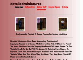 detailedminiatures.co.uk